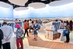 3 Strandkorb Illusion Ausstellungsarchitektur Buehne Museografie Designing Exhibitions Audioguide