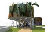 Expo 2015 Milan Olaf Noack Theme Pavilion Pabellon Tematico Mailand Design Feed The Planet Temporary Architecture Estructura Efimera