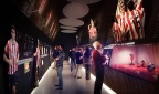 Museo Atletic de Bilbao 2 Soccer Museum Futbol Español Hall of Fame Hilo Cronologico Instalacion Inmersiva Inmersive Exhibition
