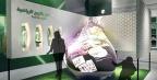 Wm 2022 Qatar Football Theme Lounge World Championship Olaf Noack Projection Mapping Interactive Installation Doha