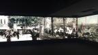 8 The Gate Designer Olaf Noack Mirrored Space Multimedia Experience 300 Jahre Geschichte Brandenburger Tor Kunstprojekte Last Night in Berlin Tourist Hotspot Must See Exhibition History Hub